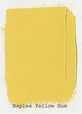 Gamblin Artist Oils 37 ml Naples Yellow Hue