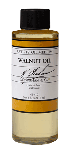 Walnut Alkyd Medium 4oz
