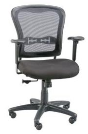 Alvin Paragon Mesh Back Manager'S Chair