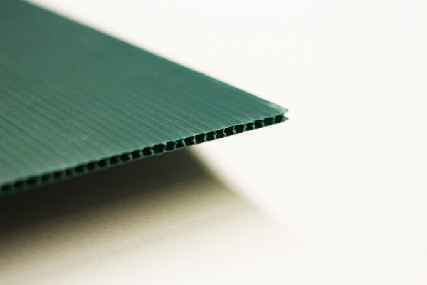 Plasticore 10 pack 4MM 24 x 36 GREEN