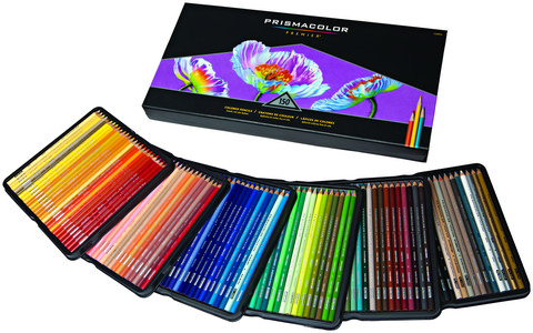 Prismacolor Color Pencil Set 150