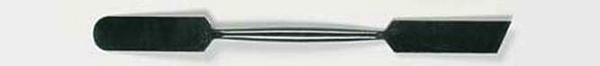 9 in. Angle-Round Steel Sculpture Tool