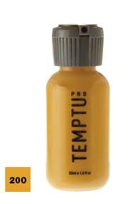 Temptu Pro Dura Ink 200 Yellow 1 oz
