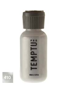 Temptu Pro Dura Ink 410 Silver Effects 16 oz
