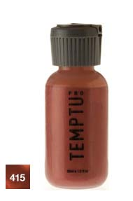 Temptu Pro Dura Ink 415 Rose Effects 4 oz