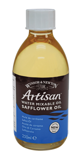 Water Mixable Safflower Oil-250ml Bottle