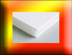 flame retardent foam board