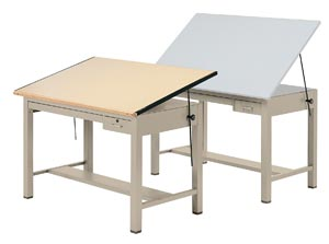 Drafting and Drawing Tables