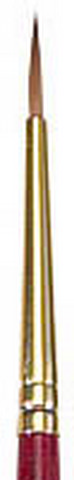 Princeton Legacy Best Synthetic Sable Long Handle Round 00