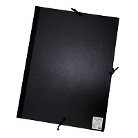 "23"" x 31"" Classic Portfolio with Folding Flaps by Cachet"