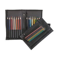 Easy Pack & Go Traveler  Pencil and Brush Holder by Heritage Arts