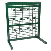 Wire Hook Rack by Generic