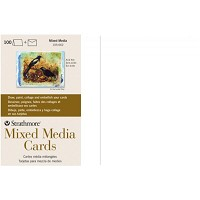 Mixed Media Full Size Cards 100-Pack