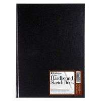 5.5 x 8.5 Hardbound Sketch Book 6 pack