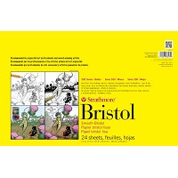 300 Series Sequential Art Bristol Paper 11