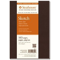 Soft Cover Sketch Journal 5.5
