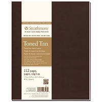 Soft Cover Toned Tan Sketch Journal 7.75