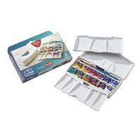 Winsor & Newton Cotman Watercolor Pocket Plus Set