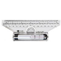 Alvin 6 inch Rolling Parallel Ruler