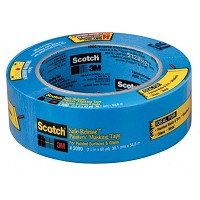 Scotch 1 inch Safe Release Painters' Masking Tape