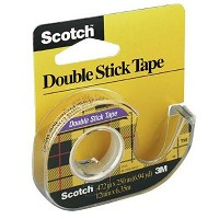 Scotch Double-Stick Tape 250 inch