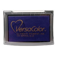 VersaColor Pigment Ink Pad Imperial Blue