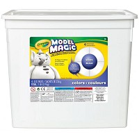 Crayola Model Magic Resalable Bucket 2lb White
