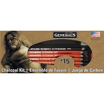 General's Charcoal Kit