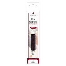 Heritage Arts Vine Charcoal Medium 4-Pack Set