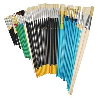 Heritage Arts 42-Piece Perfectly Imperfect Brush Value Set