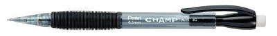 Pentel Champ .5mm Mechanical Pencil with Black Barrel
