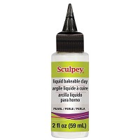 Liquid Sculpey Pearl Medium