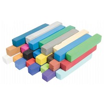 Heritage Arts Artist Grade Soft Essential 24-Color Pastel Set