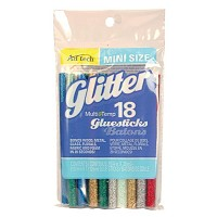 Ad Tech MultiTemp 4 inch Mini Glitter Glue Sticks