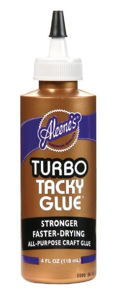 Aleene's Tacky Glue Turbo 4 oz.