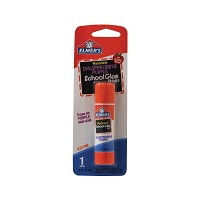 Elmer's Washable Disappearing Purple Glue Stick .21oz