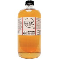Gamblin Galkyd Lite Resin Medium 32oz