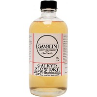 Gamblin Galkyd Slow Drying 8oz