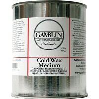 Gamblin Cold Wax Medium 16oz