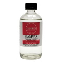 Gamblin 8 oz. Picture Varnish