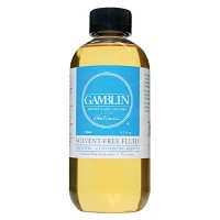 Gamblin Solvent-Free Fluid Medium 8.5oz/250ml