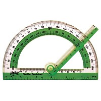 Helix 6 inch Swing Arm Protractor