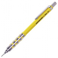 Pentel GraphGear 800 0.9 mm Yellow Mechanical Drafting Pencil