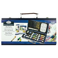 Royal & Langnickel Acrylic Painting for Beginners Set
