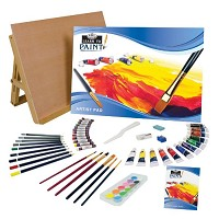 Royal & Langnickel Learn To Paint Set