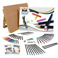 Royal & Langnickel Learn To Sketch & Draw Set