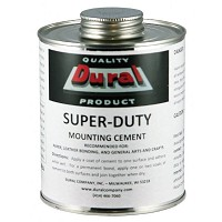 Dural Super-Duty Mounting Cement 16oz