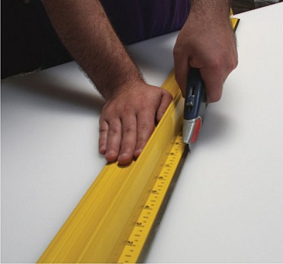 Speedpress 28 inch Ultimate Steel Safety Ruler