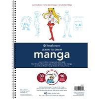 Learning Series Pad Learn Manga