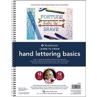 Learning Series Pad Learn to Draw Hand Lettering